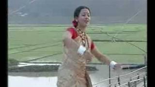 Assamese Bihu Dance - Mon Faguni