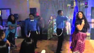 shiva's 21st birthday dance performance