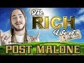 POST MALONE | The RICH Life | 2017 FORBES Net Worth ( Cars, House, Tattoos, & Popeyes )