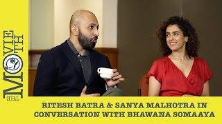 Chalo Cinema I Photograph I Ritesh Batra I Sanya Malhotra I Nawazuddin Siddqui with Bhawana Somaaya