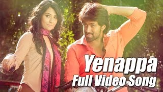 Mr & Mrs Ramachari - Yenappa Sangathi - Kannada Movie Song Video | Yash | Radhika Pandit