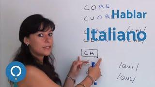 Cómo hablar italiano - Curso básico