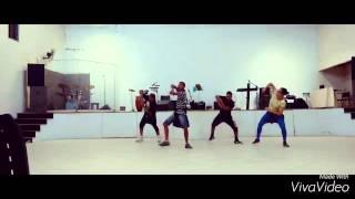 Papa San - Running Ft. Tasan ( Dance Cover)