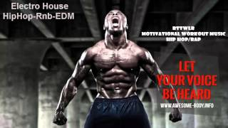 Hip Hop Rap Motivation Workout Music 2015 VOL 2