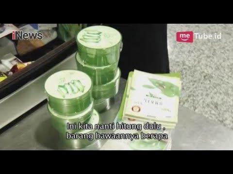 Petugas Bea Cukai Dapati 2 Penumpang Membawa Kosmetik Korea Part 03 - Indonesia Border 1005