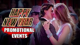 Happy New Year Movie (2014) | Shah Rukh Khan, Deepika Padukone | Uncut Promotional Events