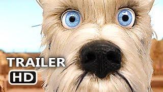 ІSLЕ ΟF DΟGS Official Trailer (2018) Scarlett Johansson, Wes Anderson Movie HD