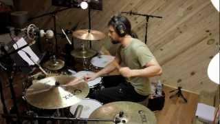 """Travis Orbin - Adam Edgemont Session - """"Velvet City"""""""