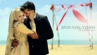 Wedding teaser Biniyam&Ayisha.