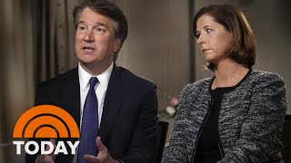 Brett Kavanaugh, Wife Speak Out On Allegations In New Interview | TODAY