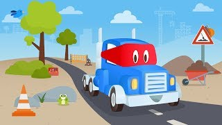Download the App Carl the Super Truck Roadworks here !