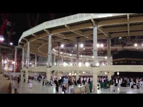Makkah visit on 5th Sep 2013