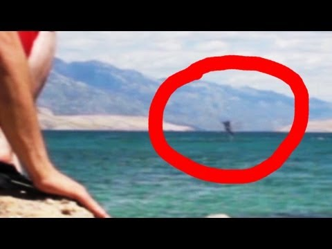 Real Mermaid Caught on Camera New 2015