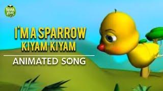 Kiyam Kiyam - English Rhyme for Kids | Minnaminni | Rhombus