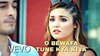O Bewafa Tune Kya Kiya, WhatsApp Status, Murat And Hayat