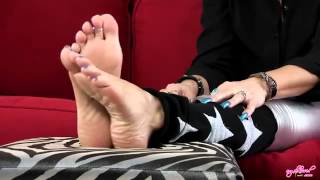 Foot JOI Seduction