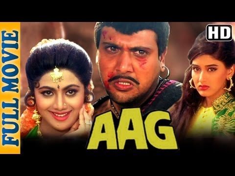 Xxx Mp4 Aag HD Full Movie Govinda Shilpa Shetty Kader Khan Superhit Comedy Movie 3gp Sex