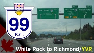 B.C. 99 - The Road to Richmond-YVR Airport