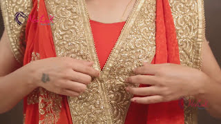 How To Wear A Saree perfectly || Saree Draping Bengali Style #NewLook