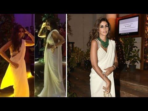 Shweta Bachchan Dancing On Pallo Latke   Latest Bollywood Gossips 2018
