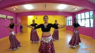 Rangeelo Maro Dholna | Tarantismo Belly Folk fusion | Malaika Arora