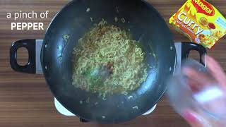 Maggi Cutlet Inspired by Sumati Menda - Veggie Buzz