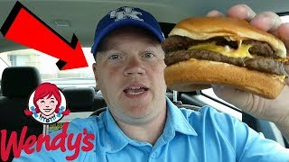 Wendy's Baconator (Reed Reviews)