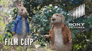 """PETER RABBIT Movie Clip - """"Individual Talents"""" (In Theaters February 9)"""