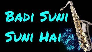 Badi Suni Suni Hai    Kishore Kumar    Mili    Best Saxophone Instrumental   HD Quality