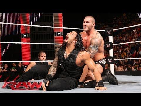 Xxx Mp4 Roman Reigns Vs Randy Orton Raw April 28 2014 3gp Sex