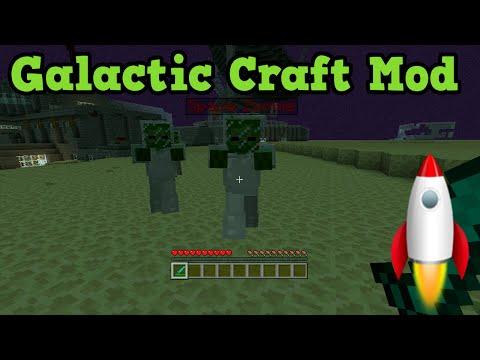 Minecraft xbox 360 one mod showcase galactic craft for Minecraft xbox one crafting recipes