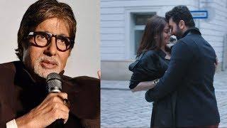Amitabh Bachchan Finally OPENS on Aishwarya Rai's Hot Scenes in Ae Dil Hai Mushkil