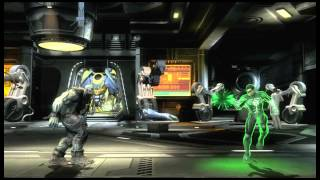 Injustice: Gods Among Us - Injustice Battle Arena - Green Lantern vs. Solomon Grundy