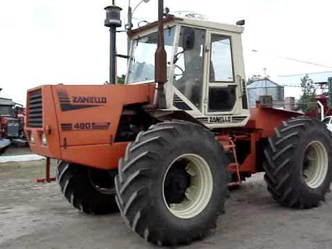 Tractor Zanello 480