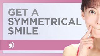 How To Get A Symmetrical Smile With Facial Exercises http://faceyogamethod.com/ - Face Yoga Method