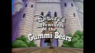Disney's Gummi Bears - Intro (HD)