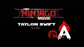 The Lego Ninjago Movie  Trailer song