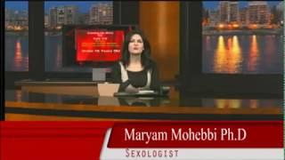 Maryam Mohebbi ماساژ آلت جنسی و پروستات
