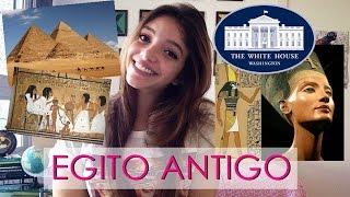 Resumo de História: EGITO ANTIGO (Débora Aladim)