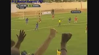 QWC 2010 Cape Verde vs. Mauritius 3-1 (22.06.2008)
