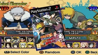 Playing Classic Naruto Games ONLINE in 2019 !?!