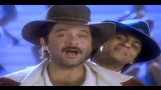 Trimurti  - Shahrukh Khan, Jackie Shroff & Anil Kapoor - Music Promo