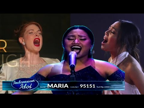Download The Greatest Showman: Never enough - Loren Allred Feat.  Maria Indonesian Idol & Jona free