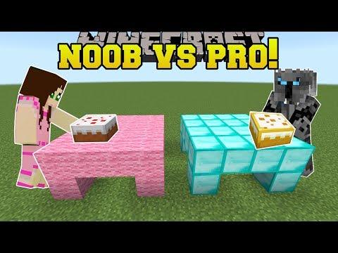 Minecraft NOOB VS PRO PARTY GAMES Mini Game
