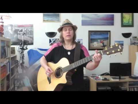The man who sold the world - cover by Lisa Morisot