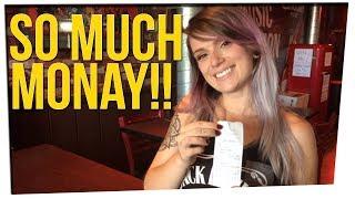 Waitress Gets $1,000 Tip for
