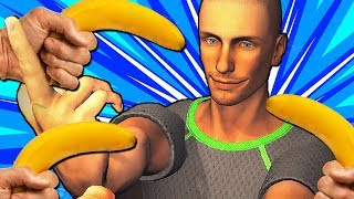 GIVING FRIENDS A HELPING HAND!   Hand Simulator Funny Moments