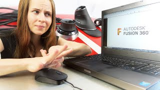 Ergonomic Mouse Review: SpaceMouse, Vertical and Handheld Trackball