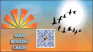 Good Morning Card Android App