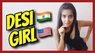 Types of Desi Girls in America 🇮🇳🇺🇸 | #AnishaTalks